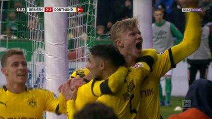 Bundesliga : Et de 9 pour l'insatiable Haaland !