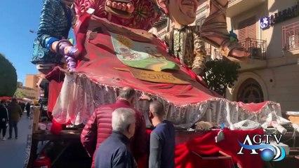 Tragedia al carnevale di Sciacca. News Agrigentotv