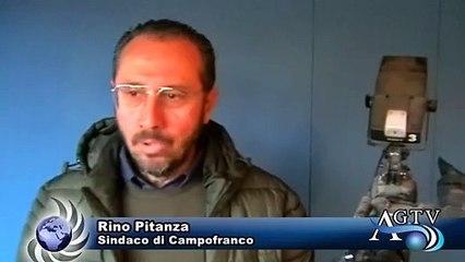 Ponte Milena, il sindaco di Campofranco Quanto sostenuto dall'Anas è falso. News Agrigentotv