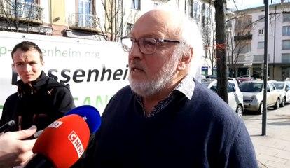 Arrêt du réacteur n°1 de Fessenheim : la réaction d'André Hatz