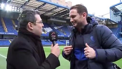 Frank Lampard Özel Röportaj