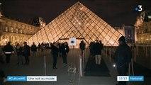 Louvre : l'exposition de Vinci ouvre la nuit