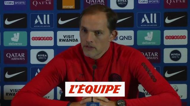 Tuchel «Montrer la même réaction que face à Liverpool» - Foot - C1 - PSG