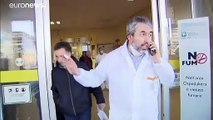 Italia registra 6 casos confirmados de coronavirus y 260 en cuarentena