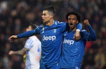 Serie A : 11 à la suite pour Ronaldo !