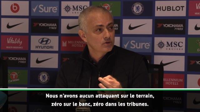 """27e j. - Mourinho : """"Difficile de faire mieux"""""""