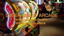 Paragon Casino Resort Cyber Quest Arcade in Marksville, Louisiana