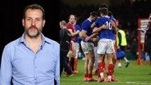 La victoire au pays de Galles, un «acte de naissance» - Rugby - Bleus
