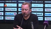 """Sergen Yalçın: """"Oyunculara gol atmasını öğretemem"""""""