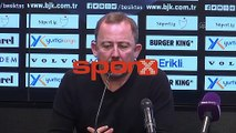 """Sergen Yalçın: """"Loris Karius gelecek sezon bizimle olmayacak"""""""