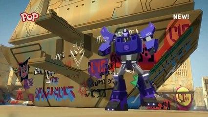 Transformers: Cyberverse - [Season 3 Episode 20]: Wild Wild Wheel