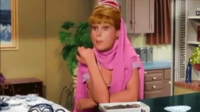 """I Dream of Jeannie season 1 episode 7 """"Anybody Here Seen Jeannie?"""""""