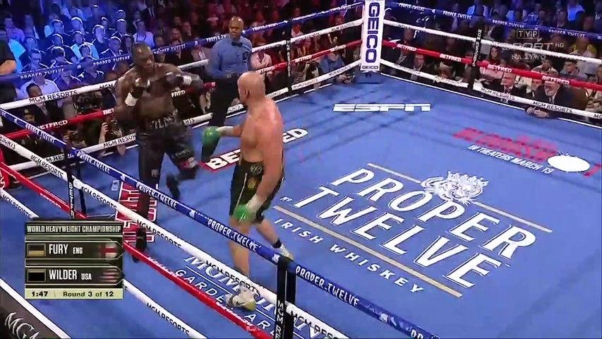 Deontay Wilder vs Tyson Fury (22-02-2020) Full Fight