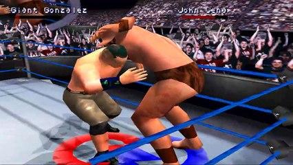 WWE Smackdown 2 - John Cena season #17