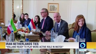 Holland ready to play more active role in Instex