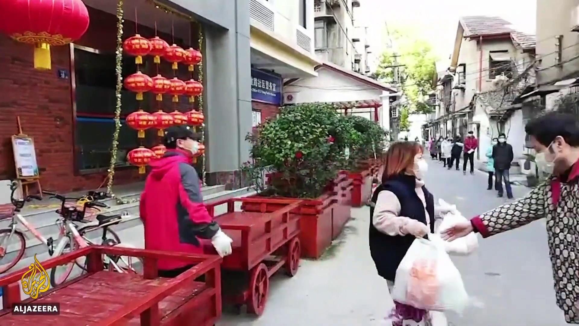 CORONAVIRUS WUHAN LOCKDOWN. Wuhan residents ordered to remain indoors.