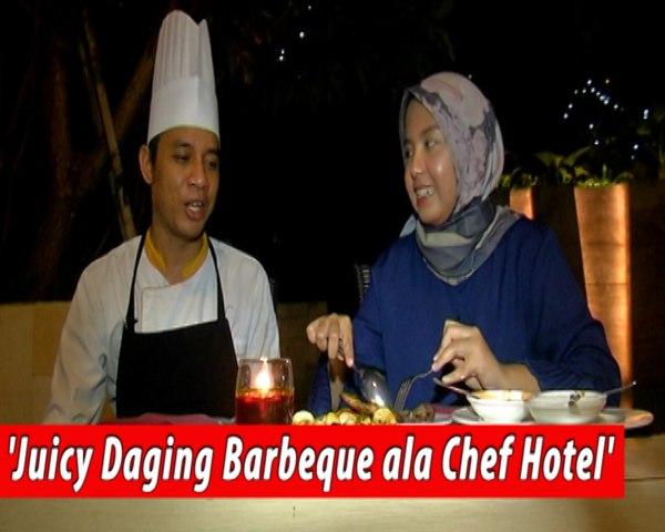Rahasia Empuk dan Juicy Daging Barbeque ala Chef Hotel