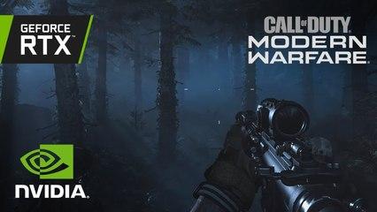 Call of Duty: Modern Warfare | 4K 60 FPS w/ RTX On - Fog of War Campaign Playthrough