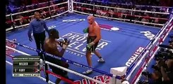 Boxing - Tyson Fury defeats Deontay Wilder to win WBC title