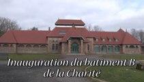 Inauguration 2020  Bâtiment B de La Charité à Lavault-Sainte-Anne