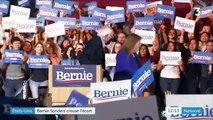 Primaire démocrate : Bernie Sanders conforté en tête