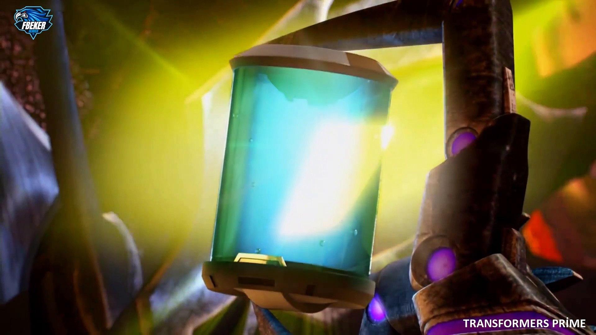 Transformers Prime 55.Bölüm Av Full Hd