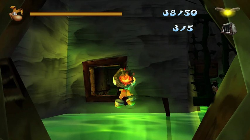 MortaLet's Play - Rayman 2 The Great Escape (PC) [Partie 13 : Les Cavernes de l'Écho]