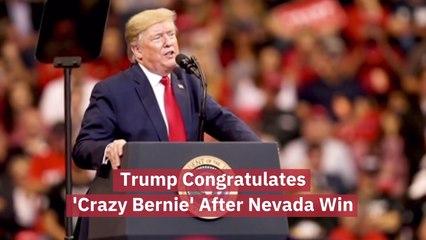 Trump And 'Crazy Bernie'