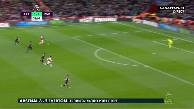 Le résumé d'Arsenal / Everton