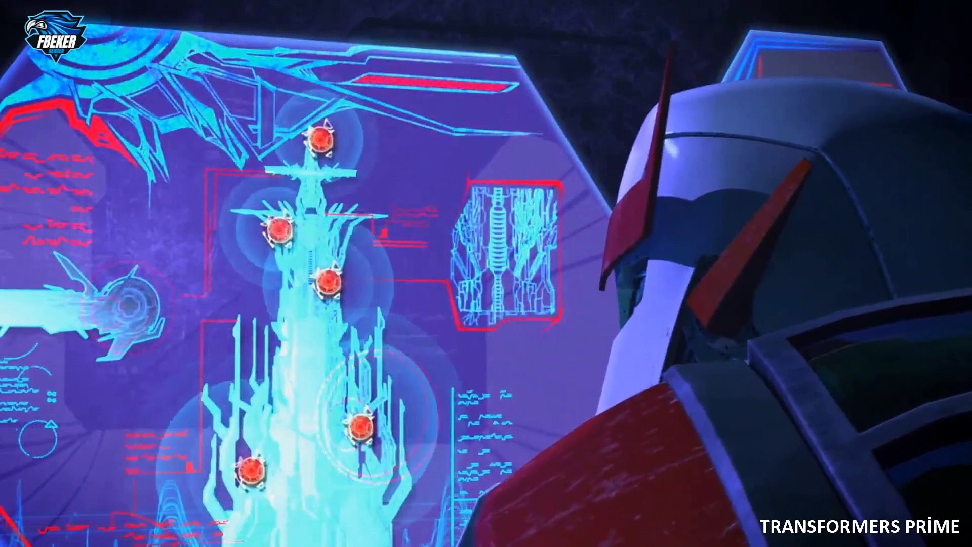Transformers Prime 56.Bölüm İsyan Full Hd
