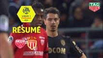 Dijon FCO - AS Monaco (1-1)  - Résumé - (DFCO-ASM) / 2019-20