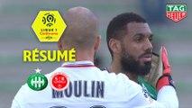 AS Saint-Etienne - Stade de Reims (1-1)  - Résumé - (ASSE-REIMS) / 2019-20