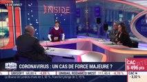 Les Insiders (1/2): Coronavirus, un cas de force majeure ? - 27/02