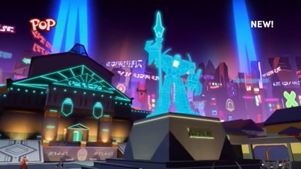 Transformers: Cyberverse - [Season 3 Episode 22]: Journey To The Valley Of Repugnus