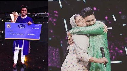 Indian Idol 11 Winner: Sunny Hindustani's shoe polishing struggle will make you Emotional | Boldsky