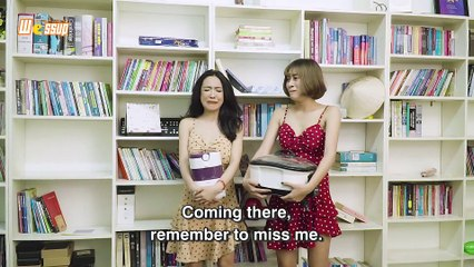 [Engsub] WASSUP Ep 65 II Boss sisters pretending to be secretaries and how it ended