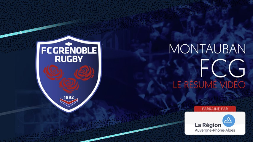 Rugby : Video - Montauban - FCG, le résumé vidéo