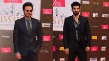 Aditya Roy Kapur And Anil Kapoor GIVE A MAJOR FASHION GOALS at Miss Diva Grand Finale 2020