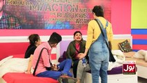 Champions With Waqar Zaka Episode 22  | Champions BOL House | Waqar Zaka Show Part  1