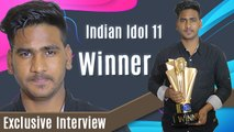 Indian Idol 11 Winner Sunny Hindustani's EXCLUSIVE Interview