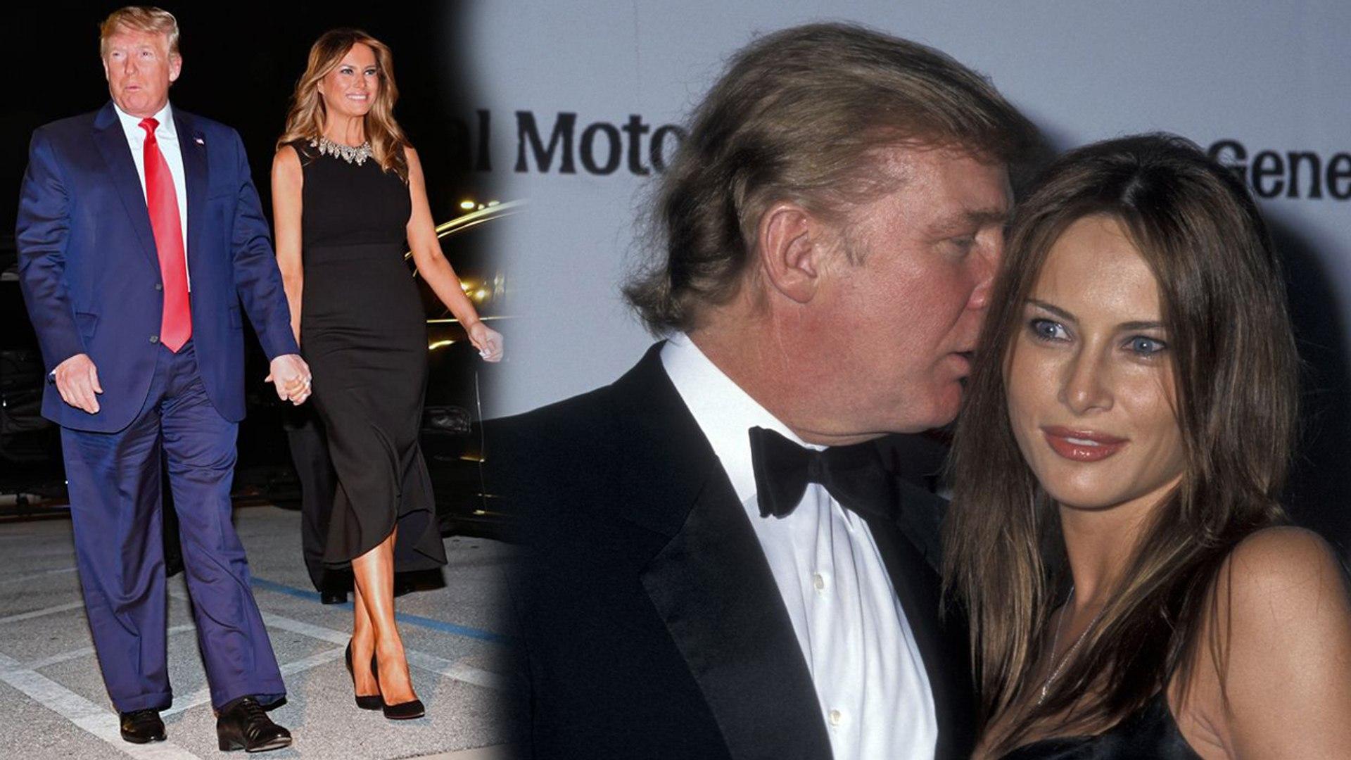 Donald Trump India Visit : Donald Trump Melania Love Story | Donald Trump Love Life | Boldsky