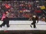 Vengeance 01 Jeff Hardy vs Matt Hardy (Special Referee Lita)