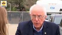 Interview with Senator Bernie Sanders in Austin