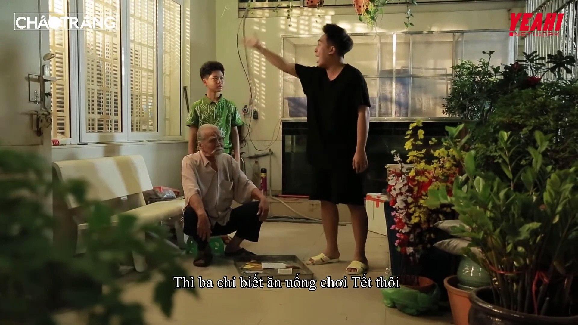 Con Trai Bất Hiếu - Coi Thường Cha Ở Quê Lên Thành Phố Thăm Cháu - Phim Ngắn 2019 - Cháo Trắng 14
