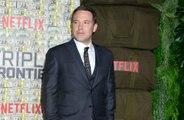 Ben Affleck says Robert Pattinson will be a 'great' Batman