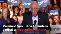 Bernie Sanders Wins Big In Nevada Caucuses, Becomes Clear Front-Runner
