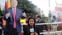Trump departs Agra after visiting Taj