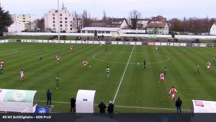 [Pro 2] SC Schiltigheim - SDR (0-0) : le résumé du match