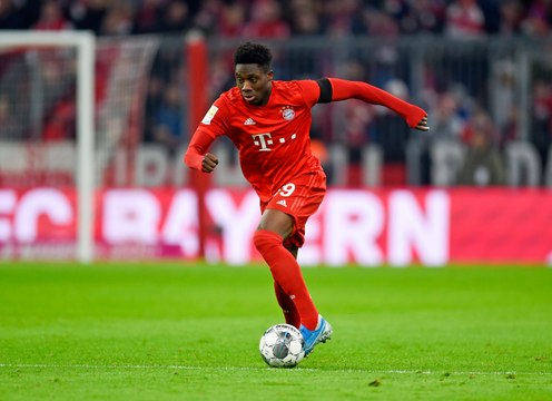 Bayern Munich : Alphonso Davies, la révélation de la saison bavaroise ?