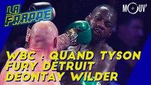 WBC : quand Tyson Fury détruit Deontay Wilder